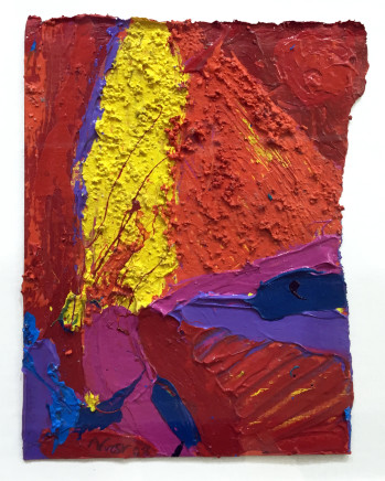 Anthony Frost, Yellow Red, 2008