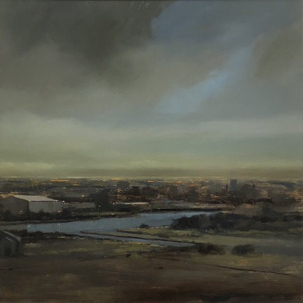 Michael Ashcroft ROI MAFA, East Side, Manchester, 2020