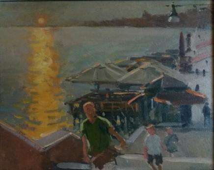 Chris Slater, September Sunrise Venice