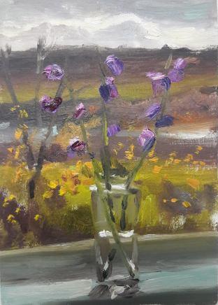 Liam Spencer, Autumn Flowers, 2018