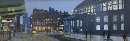 Michael Ashcroft AROI MAFA, St. Peter's Square and Library