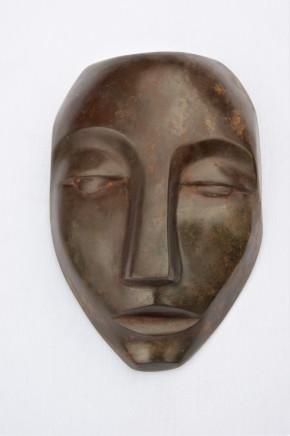 Sally Grant, Autumn Mask (hanging artwork), 2020