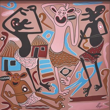 George Lilanga, Ninani Alemuanza Mwenzie Katiyenu, 1999