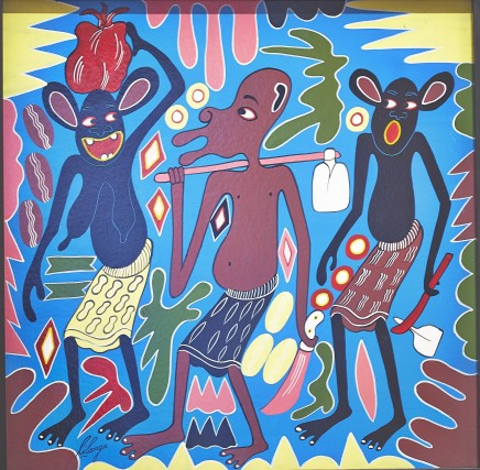 George Lilanga, Nimechoka Kulima Tuluvi Niyumbani, 1998