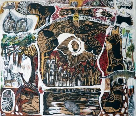 Olayanju Dada, My Beautiful Nightmare, 2016