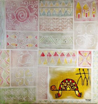 Tola Wewe, Patterns of Love, 2009
