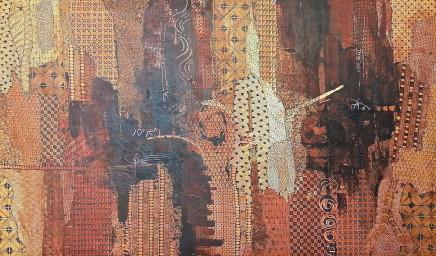 Nike Davies-Okundaye, Colourful Patterns, 2004