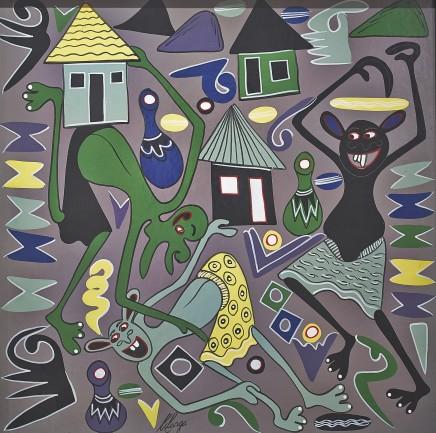 George Lilanga, Wewe Wacha Atuchaka Ila Sisi Tunajwa Tutakachota Baadae, 1998