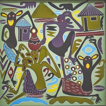 George Lilanga, Pacha Wavinchwa, 1998