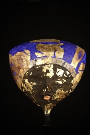 Etiyé Dimma Poulson, Soleil noir (Black sun) , 2017
