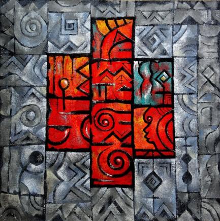 Wiz Kudowor, Inner and Outer Ego, 2009