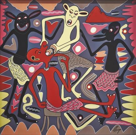 George Lilanga, Alikuwa Na Njaa Sana Tumemsaidia Sana Huya Kwa Ni Atapata Nguru Sasa, 1998