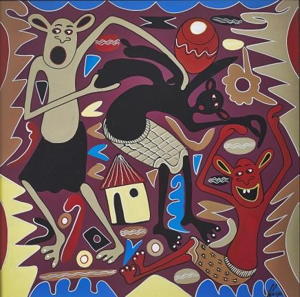 George Lilanga, Wacha Anyonye Na Huyu Kwa Sababu Wote Ni Watoto Wangu, 1998
