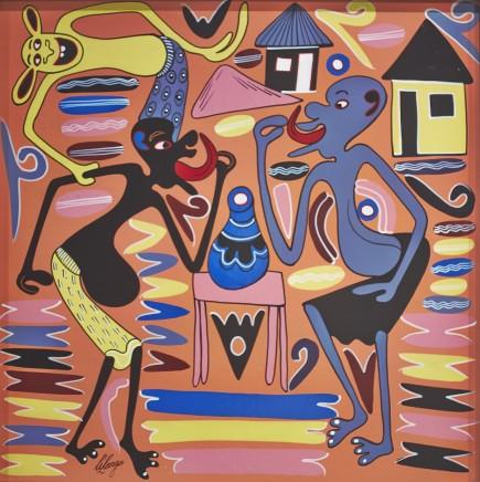 George Lilanga, Mashindano Ya Ulimi, 1998