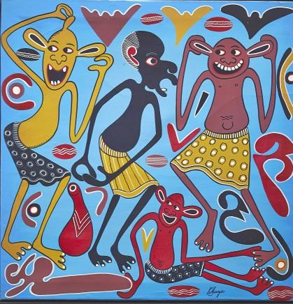 George Lilanga, Mimi ni Mjomba Wenu Yawapasa Mnielewe Haya Niyascayo, 2004