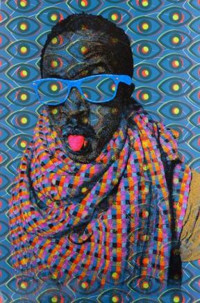 Evans Mbugua, #Selfie, 2016