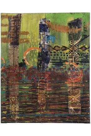 Momar Seck, Le rythme vert, 2016