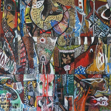 Olayanju Dada, The Zealot's Condition, 2015