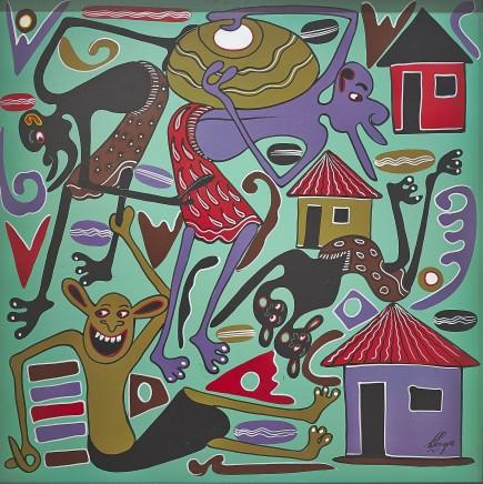 George Lilanga, Hindio Zawadi Niziyo Wadidi, 1998