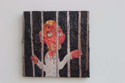 Peter Burns, Prisoner, 2018