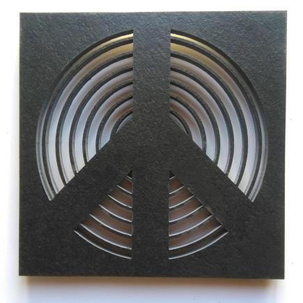 Brian Duggan, Optical Peace , 2021