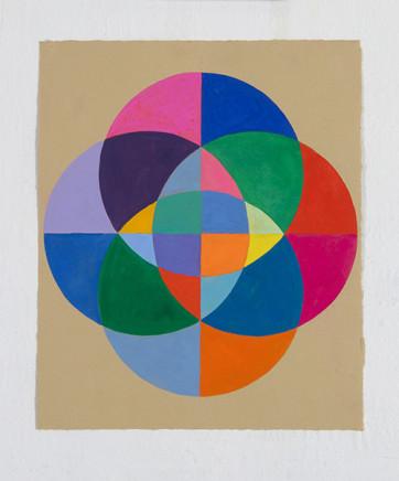 Ronnie Hughes, Overlap (2), 2019