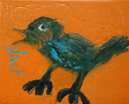 Marty Kelly, There'll be no bloody bluebirds 16, 2016