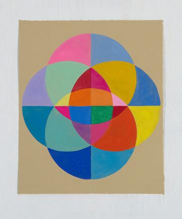 Ronnie Hughes, Overlap (3), 2019