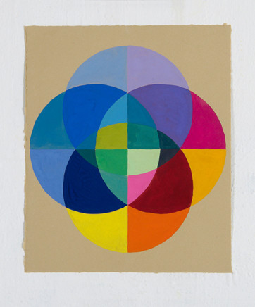 Ronnie Hughes, Overlap (1), 2019