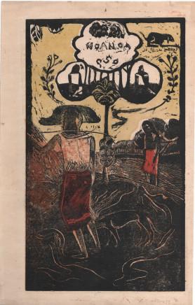 Paul Gauguin, Noa Noa, 1893-4