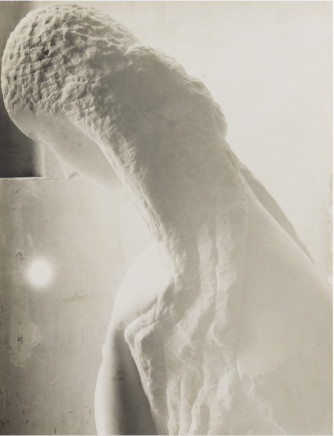 Constantin Brancusi, Woman Looking into a Mirror, 1909/14
