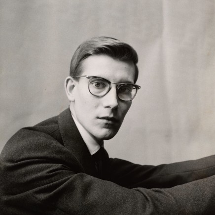 Irving Penn, Yves Saint Laurent, 1957