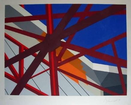Allan D'arcangelo, Web, 1978