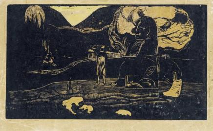 Paul Gauguin, Maruru, 1893/4