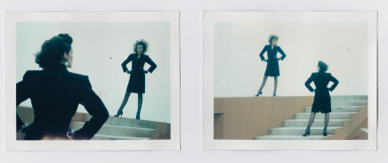 Helmut Newton, Thierry Mugler, 1980's