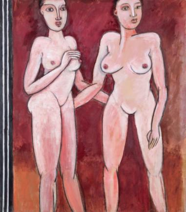 Grégoire Müller, Two Friends, 1978