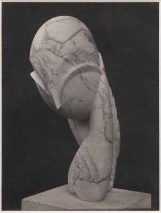 Constantin Brancusi, Mlle Pogany 11, vue de trois-quarts *, 1920
