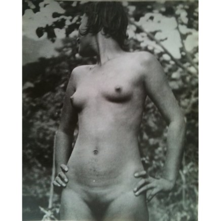 Roger Parry, Nude, c. 1932-33