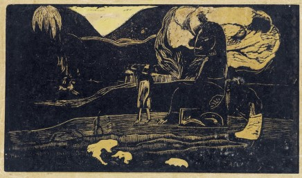 Paul Gauguin, Maruru, 1893/4