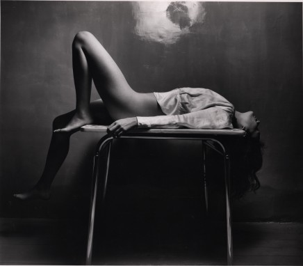 Guy Bourdin, Nude Story in Dark Room (Awakening), 1971