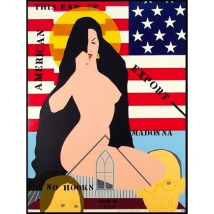 Allan D'arcangelo, American Madonna, 1978