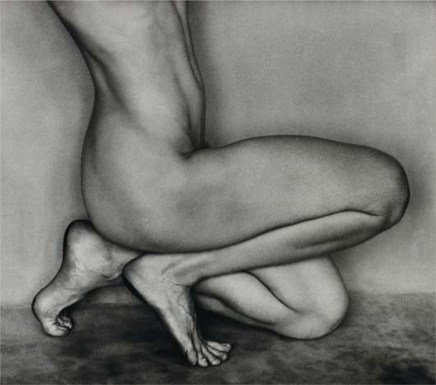 Edward Weston, Bertha, Glendale, 1927