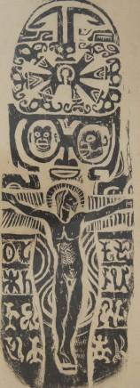 Paul Gauguin, The Crucifiction, 1894/1926