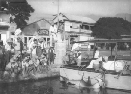 Roger Parry, Tahiti, c. 1932-33