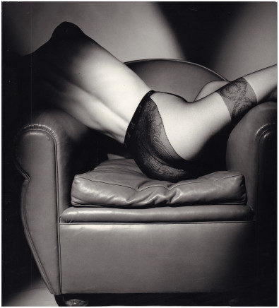 Jeanloup Sieff, Fashion Fogal 1, 1990's