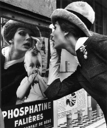 William Klein, Simone + Phosphatine, Paris (Vogue), 1960
