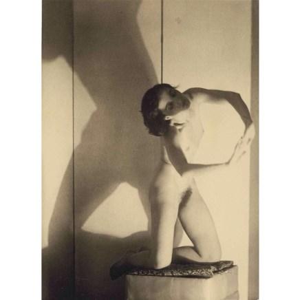 Frantisek Drtikol, Nude Study, c. 1920