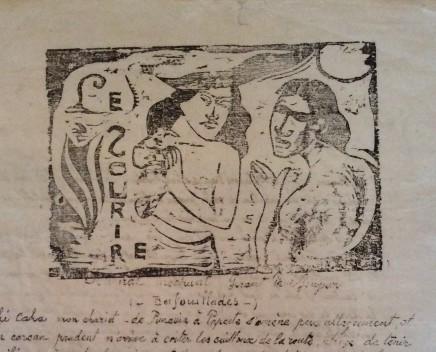 Paul Gauguin, Le Sourire, 1899-1900