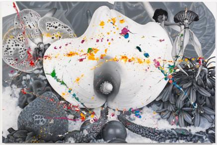 Marc Quinn, Separation of Body and Soul YYRBGGYRRBWYYY, 2011
