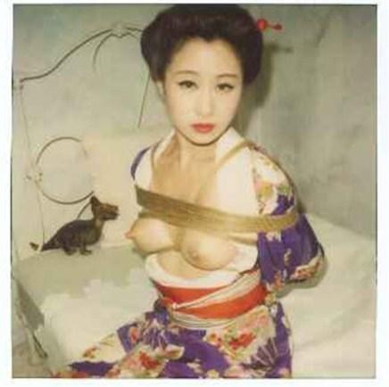 Nobuyoshi Araki, Nude, 2009